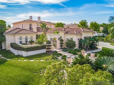 Single Family Home For Sale: 17246 Sangallo Ln