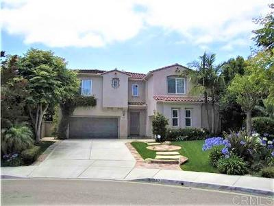 Carlsbad Single Family Home For Sale: 6607 Fiona Pl