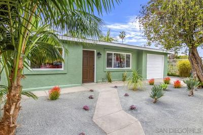 Oceanside Single Family Home For Sale: 411 Garfield St.