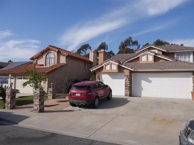 Rancho Del Rey Single Family Home For Sale: 1013 Cordova Dr
