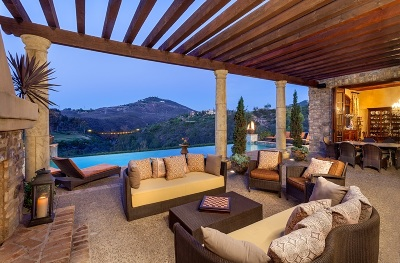 Rancho Santa Fe Single Family Home For Sale: 18471 Calle Tramonto