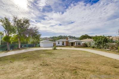 San Diego Single Family Home Pending: 6769 Brooklyn Ave