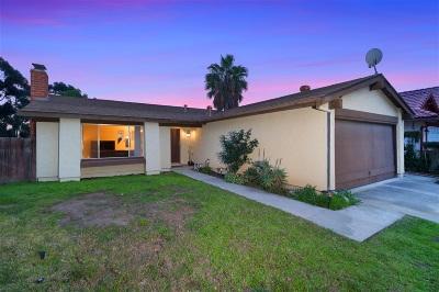 Mira Mesa, Mira Mesa - Canyon Country, Mira Mesa North, Mira Mesa Ridgecrest, Mira Mesa Verde, Mira Mesa Verde 03, Mira Mesa Verde 26 Single Family Home For Sale: 8983 Menkar Rd.