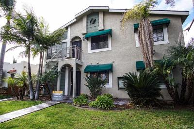 North Park Rental For Rent: 3376 Grim Ave. #1
