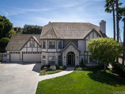 Vista Single Family Home For Sale: 2221 Highview Trl