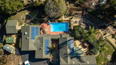 Vista Single Family Home For Sale: 1259 Oak Dr