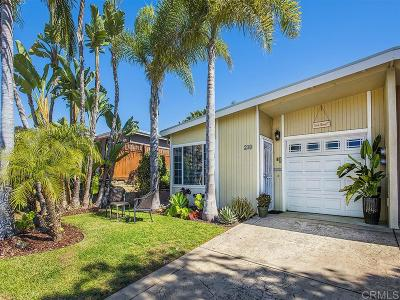 Encinitas Condo For Sale: 239 Gloxina St