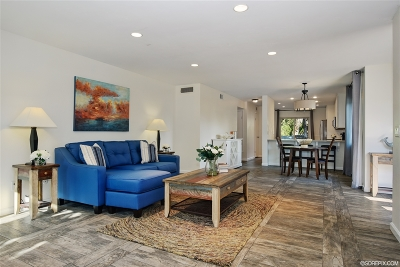 San Diego Attached For Sale: 6363 Rancho Mission Road #7