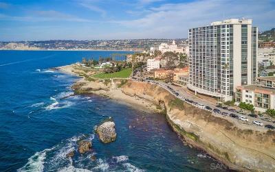 San Diego County Attached For Sale: 939 Coast Blvd #21DE