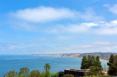 La Jolla Single Family Home For Sale: 1526 Bluebird Lane