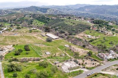 Bonsall Residential Lots & Land For Sale: 31845 Wrightwood Rd #127-330-