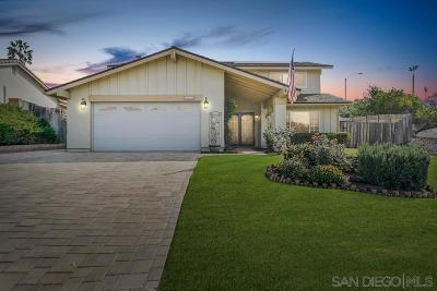 Bonita Single Family Home For Sale: 5902 Rocky View Ct.