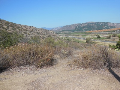 Fallbrook Residential Lots & Land For Sale: Nka Pala Rd./Star Track #17