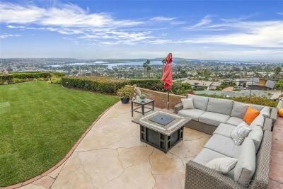 Single Family Home For Sale: 5108 Pacifica Dr