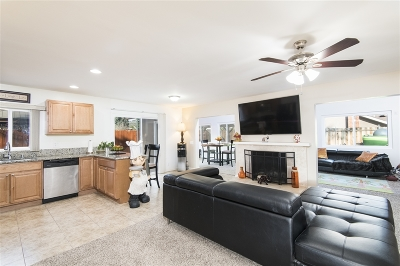 Single Family Home For Sale: 1204 N Grape St