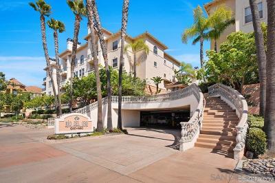 San Diego Attached Pending: 680 Camino De La Reina #2413
