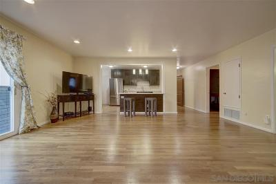 Single Family Home For Sale: 5110 Cole St