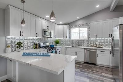 Single Family Home For Sale: 8537 Verlane Dr