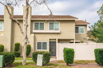 Townhouse For Sale: 13756 Sycamore Tree Lane