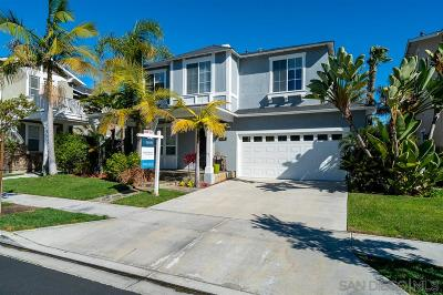 Carlsbad Single Family Home For Sale: 6956 Waters End Dr