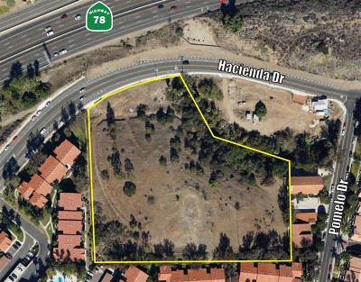 Vista Residential Lots & Land For Sale: 1160 Hacienda #27