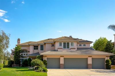 Escondido Single Family Home For Sale: 475 Camino Bailen