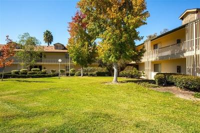 Chula Vista Townhouse For Sale: 4201 Bonita Road #253