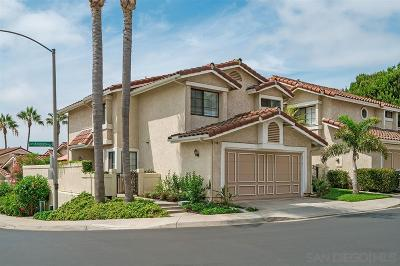 San Diego CA Single Family Home For Sale: $838,500