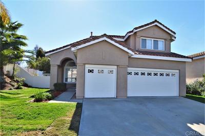 Single Family Home Pending: 1183 Avenida Azul