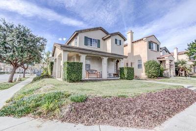Chula Vista Single Family Home For Sale: 1290 Jamestown