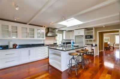 La Jolla Single Family Home For Sale: 740 Genter Street