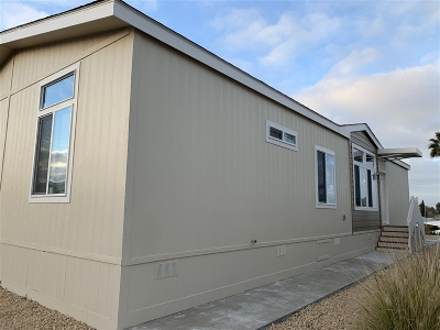 San Marcos Mobile/Manufactured For Sale: 500 Rancheros Dr #155