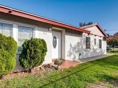 Chula Vista Single Family Home For Sale: 927 Nita Ct