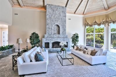 Rancho Santa Fe Single Family Home Pending: 17329 Circa Oriente