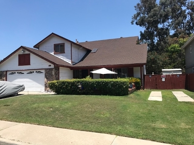 Single Family Home For Sale: 6708 Tuxedo Rd.