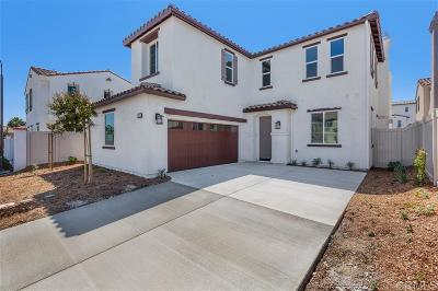 Oceanside Single Family Home For Sale: 4217 Francia Way