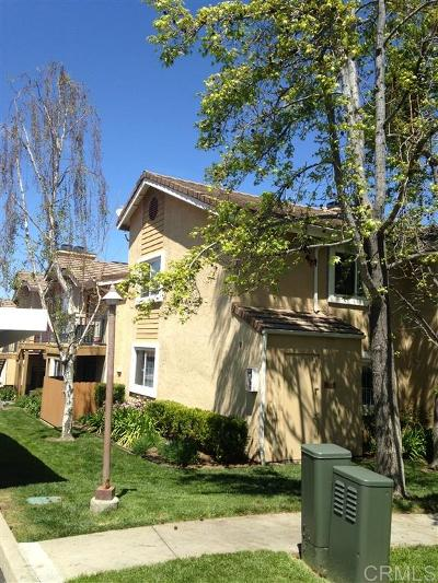Escondido Attached For Sale: 505 San Pasqual Valley Rd #172