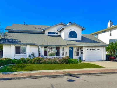 Single Family Home For Sale: 3136 Geronimo Ave.