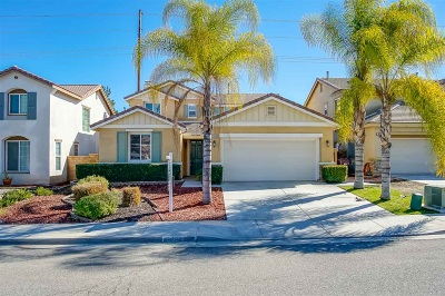 Murrieta, Temecula Single Family Home For Sale: 36940 Ascella Lane