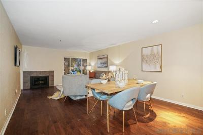 San Diego Attached For Sale: 5645 Friars Road #364
