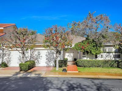 La Jolla Single Family Home For Sale: 2560 Caminito Porthcawl