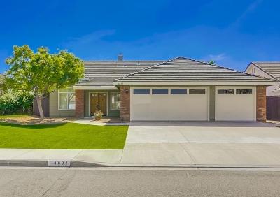 Oceanside Single Family Home For Sale: 4681 Marblehead Bay Dr