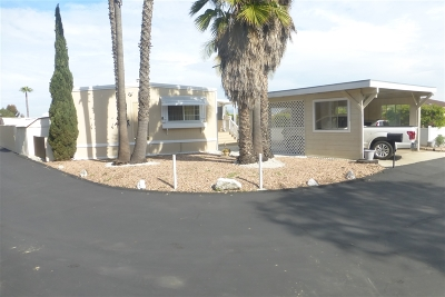 Mobile/Manufactured For Sale: 444 N El Camino Real Spc. 121