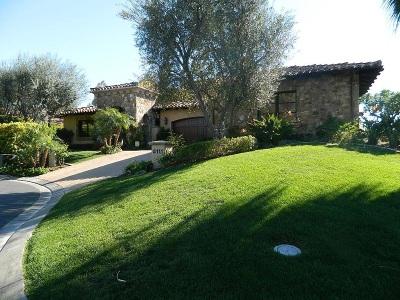 Rancho Santa Fe Rental For Rent: 5111 Rancho Madera