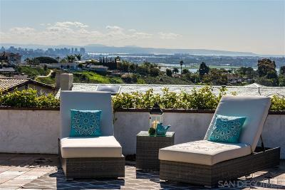 La Jolla Single Family Home For Sale: 1713 Calle De Andluca