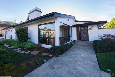 La Jolla Shores Single Family Home Sold: 7964 Lowry Ter