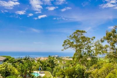 La Jolla CA Single Family Home For Sale: $3,500,000