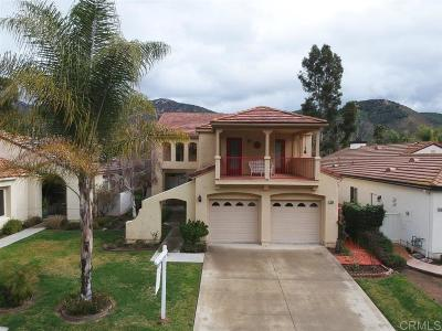 Single Family Home For Sale: 2364 Fallbrook Pl