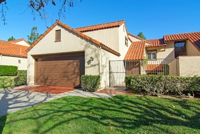 Rancho Bernardo, San Diego Condo For Sale: 17629 Adena Lane