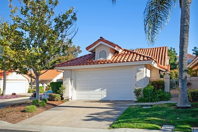 San Diego Single Family Home For Sale: 11678 Caminito Corriente